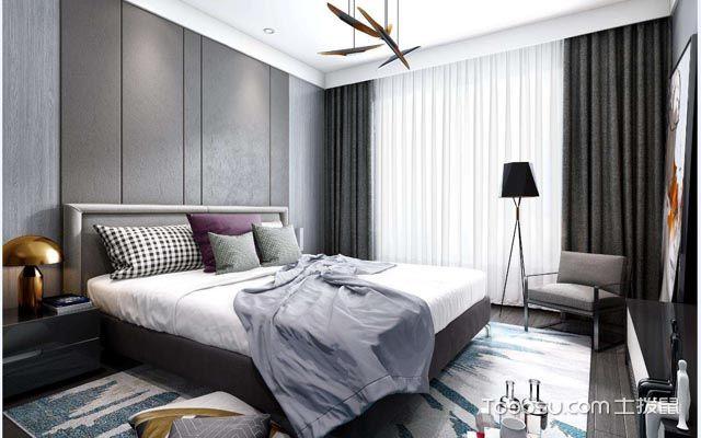现代卧室装修图片赏析