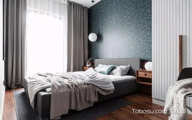 2018现代卧室装修图片
