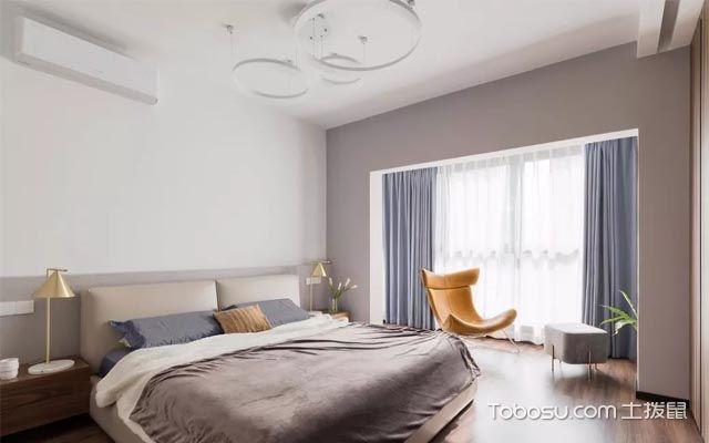 最新现代卧室装修图片赏析