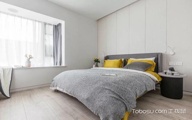 2018最新现代卧室装修图片大全