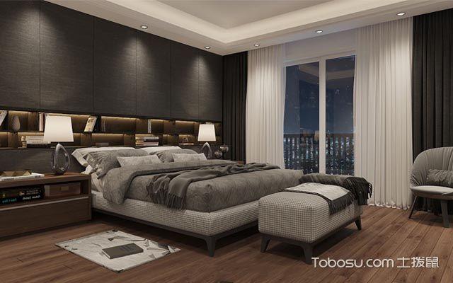 2018现代卧室装修图片介绍