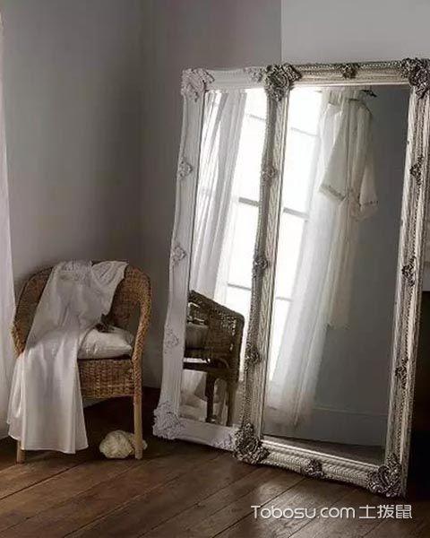 为什么镜子不能对着床