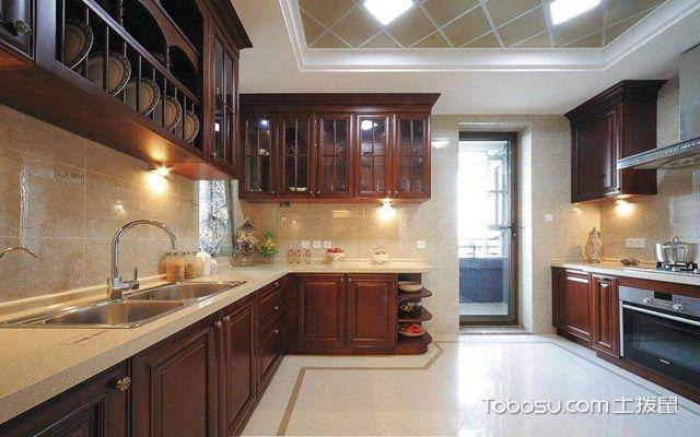 精装修厨房效果图,精装修厨房调研注意事项设计建筑设计注意需要什么图片