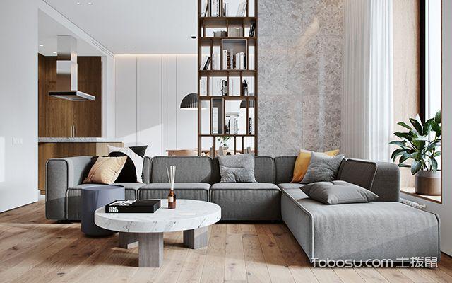 客厅沙发怎么选搭—案例1