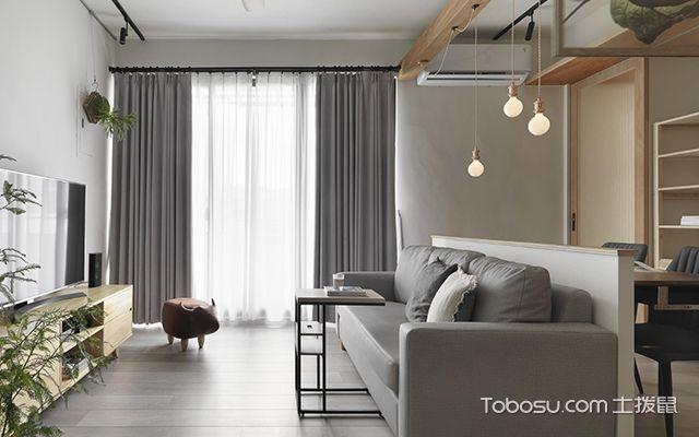 客厅沙发怎么选搭—案例2