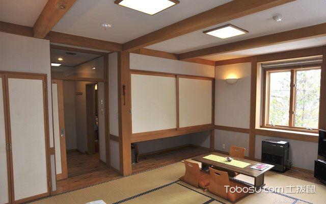 日式榻榻米卧室装修设计注意事项有哪些