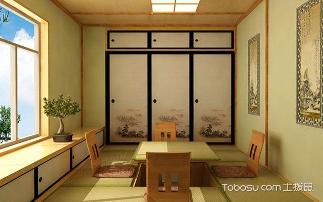 日式榻榻米卧室装修注意事项和技巧是什么