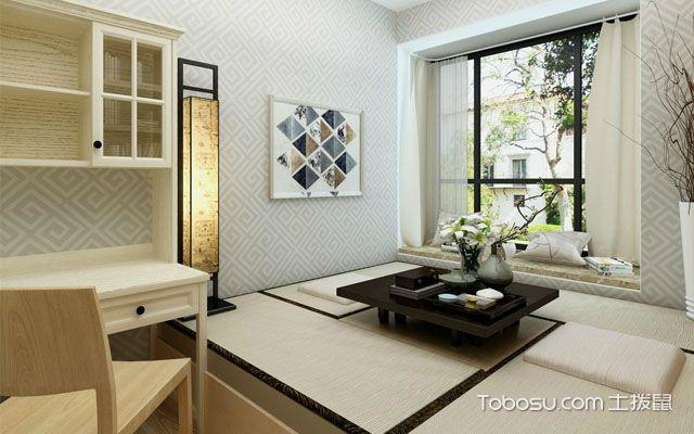 日式榻榻米卧室装修设计的技巧是什么