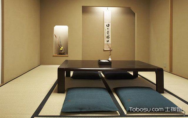日式榻榻米卧室装修设计的技巧介绍