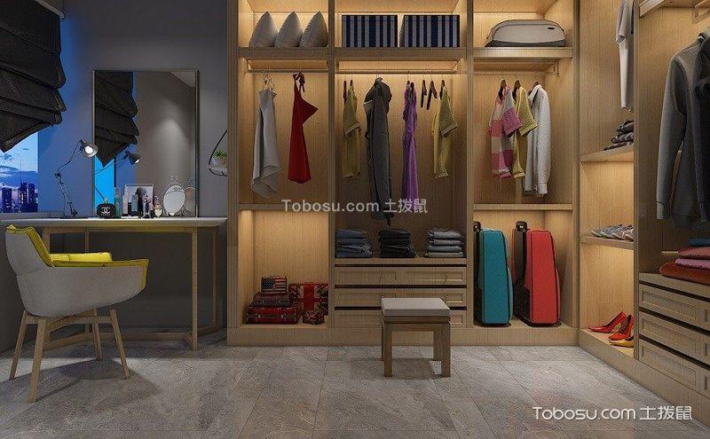 衣柜装饰效果图,原来造型可以如此多变