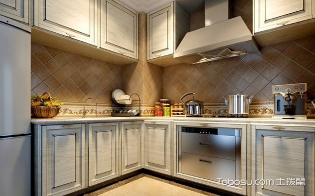 室内装修厨房效果图,6款厨房设计邀您共赏