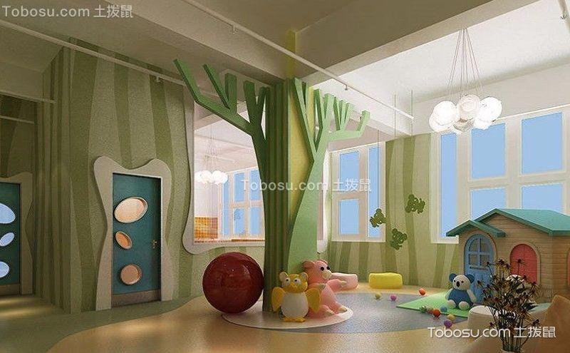 幼儿园环境布置装饰图,打造最完美的空间