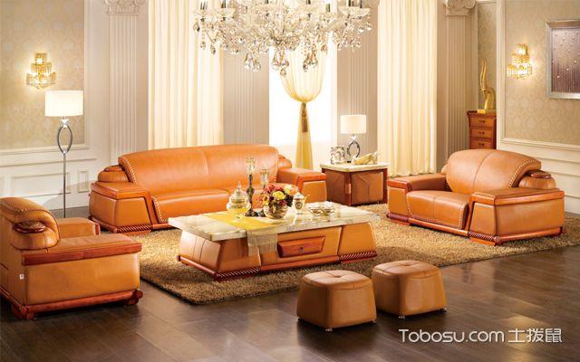 真皮沙发怎么清洗和保养