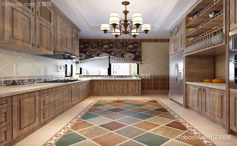 厨房瓷砖,防油防污好帮手