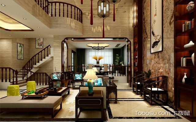 5种别墅装修风格介绍