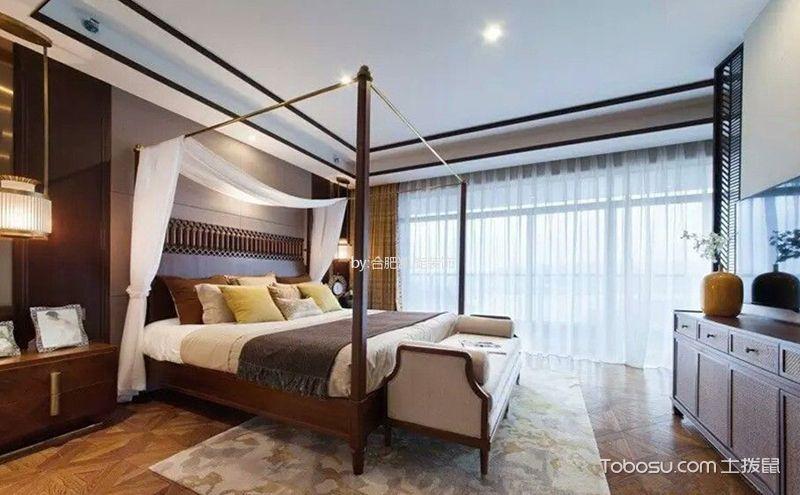 东南亚风格卧室效果图,家装设计之精品