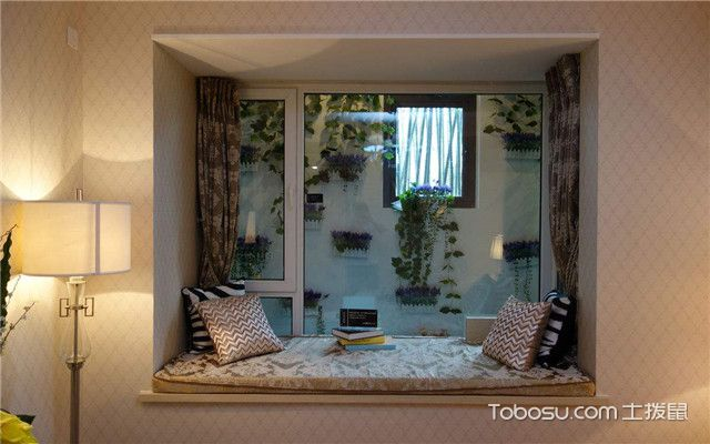 卧室飘窗怎么装修之实用性