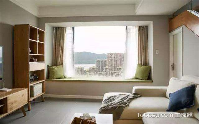 卧室飘窗怎么装修之视野