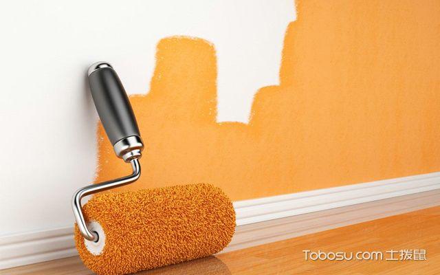 室内墙面刷漆流程介绍