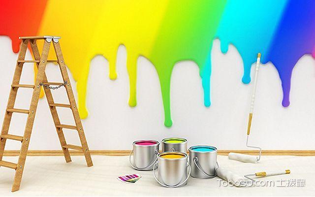 室内墙面刷漆流程详解