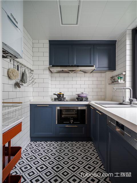 厨房的设计技巧之做好安全设计