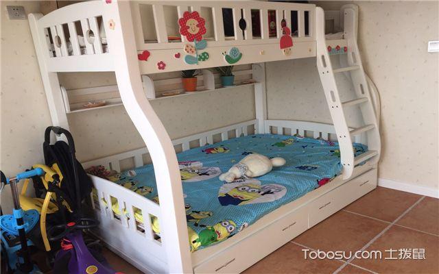 小三室装修案例之儿童房