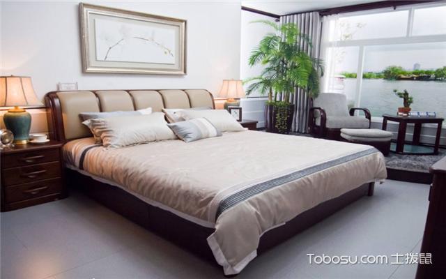 卧室床如何选购之款式选择