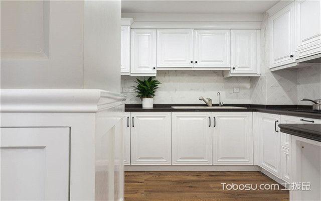 美式风格装修案例之厨房