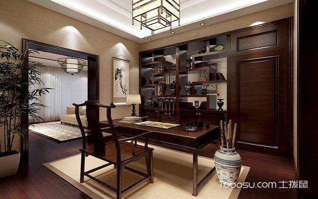 中式书房装修风水禁忌有哪些