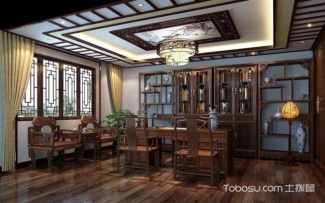 最全中式书房装修风水禁忌