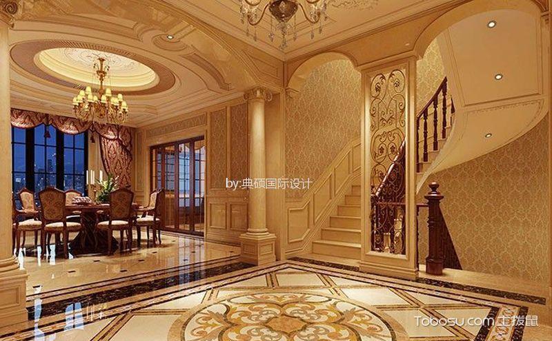 门厅装修效果图,过目不忘的精美