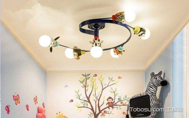 儿童房灯具的选购方法与布局技巧是什么