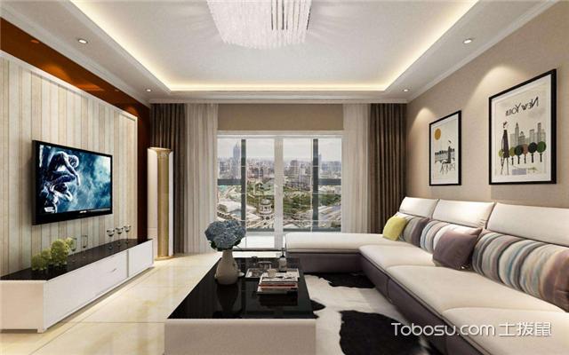 客厅装修风水禁忌之地面不宜高低不平