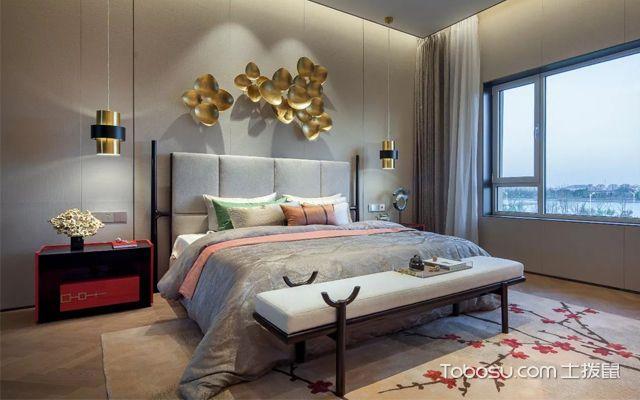 最新新中式二层别墅室内设计