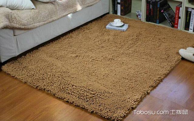 怎么挑选地毯