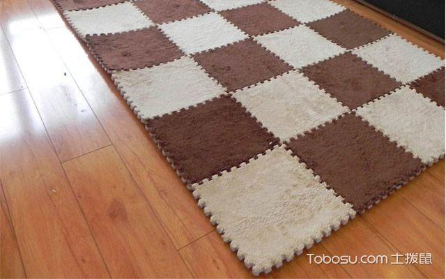 家用地毯应该怎么选