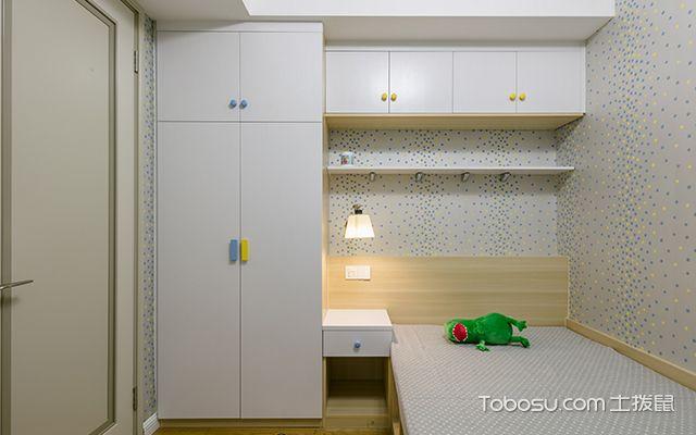 港式简约装修案例—儿童房