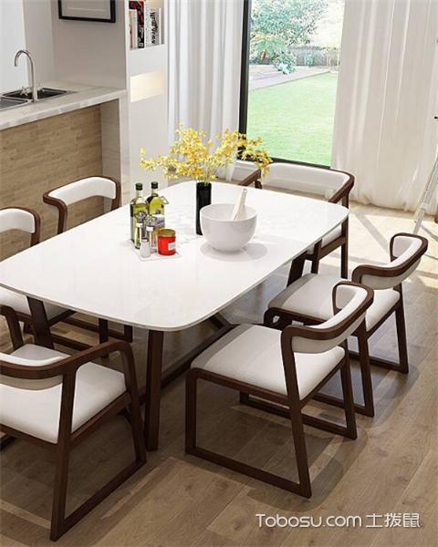 大理石餐桌有哪些优缺点