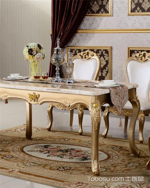 大理石餐桌有哪些优缺点之过于笨重