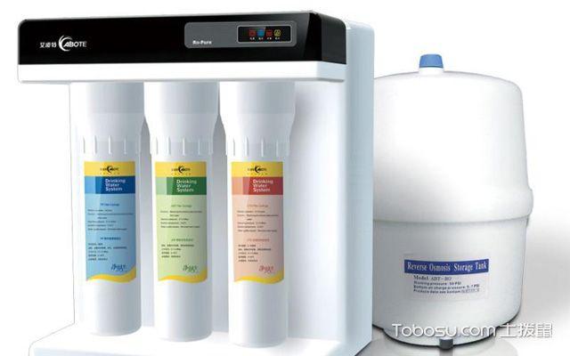 家用厨房净水器挑选方法