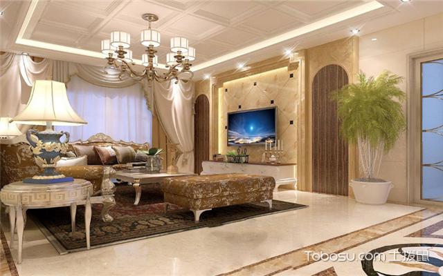 欧式客厅如何装修