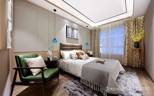132平米现代奢华风花园洋房装修效果图