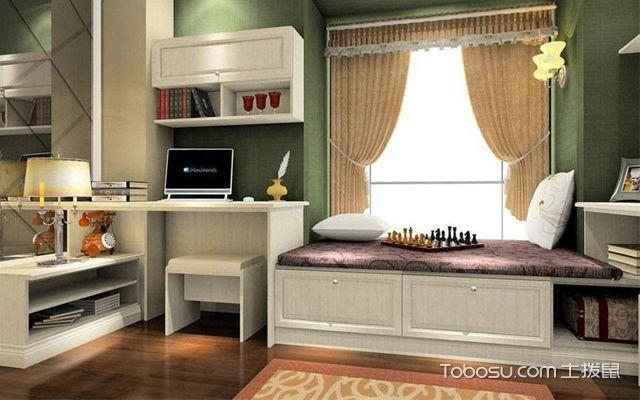 卧室飘窗装修用哪种材料好