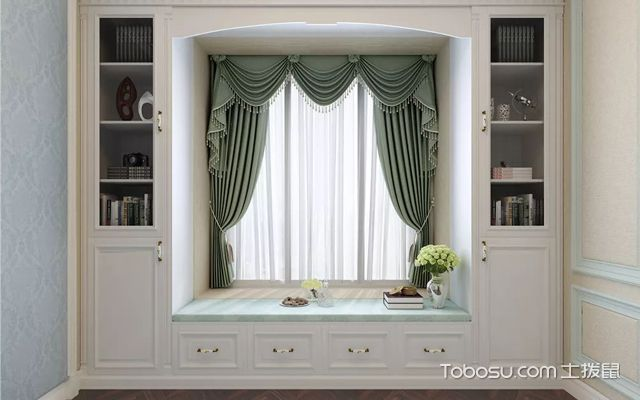 卧室飘窗装修材料有哪些