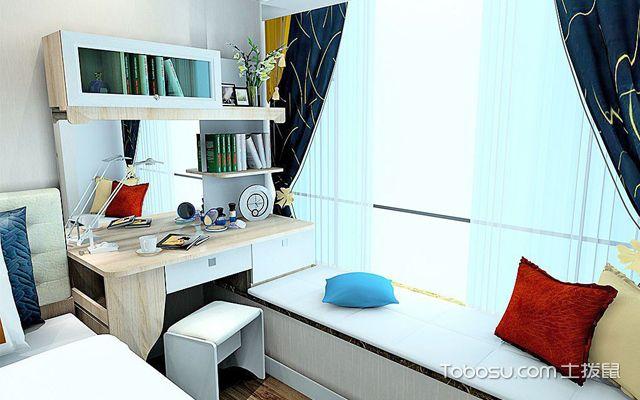 卧室飘窗装修材料与注意事项介绍