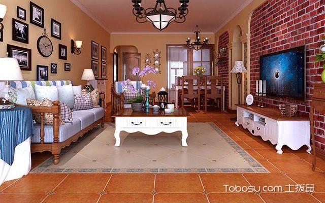 客厅瓷砖什么颜色比较好