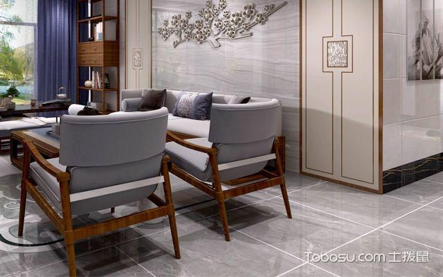 客厅瓷砖怎么进行颜色搭配