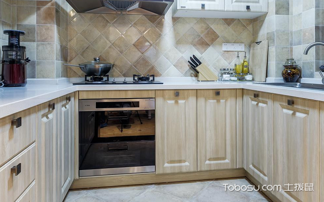 美式厨房装修效果图 风格