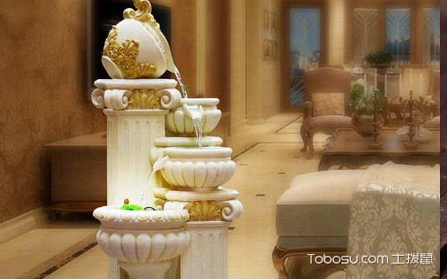 客厅招财装饰物有哪些