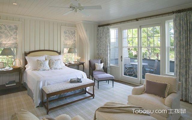 小面积卧室阳台装修风水禁忌